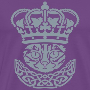 The cat king Hoodies - Men's Premium T-Shirt