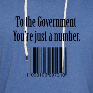 government number Women's T-Shirts - Unisex Lightweight Terry Hoodie