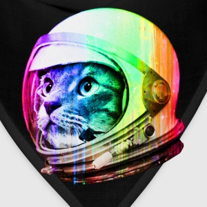 Astronaut Space Cat - Bandana