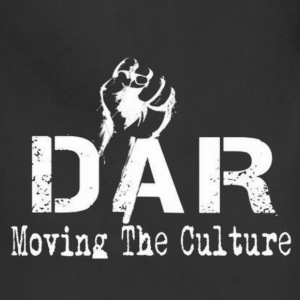 DAR Moving the Culture Premium Hoodie - Adjustable Apron