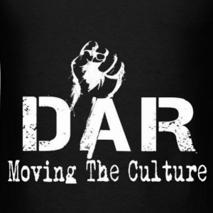 DAR Moving the Culture Premium Hoodie - Men's T-Shirt