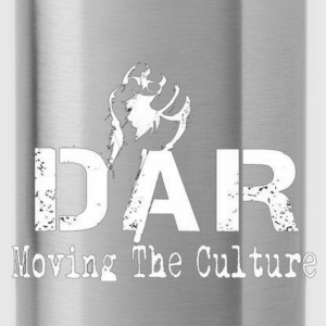 DAR Moving the Culture Premium Hoodie - Water Bottle