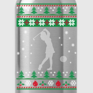 GOLF CHRISTMAS - Water Bottle