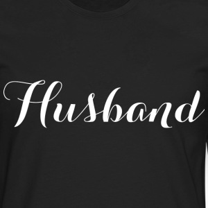 Husband - Men's Premium Long Sleeve T-Shirt