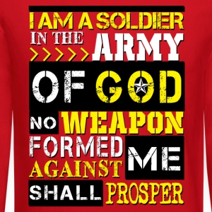 Army of God Solider Women's T-Shirts - Crewneck Sweatshirt