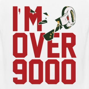 DragonBall I'm Over 9000! - Men's Premium Tank