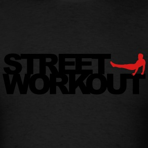 Street Workout Tanks - Men's T-Shirt