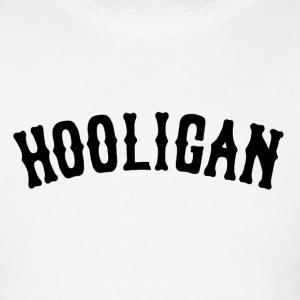 HOOLIGAN Tank Tops - Men's T-Shirt