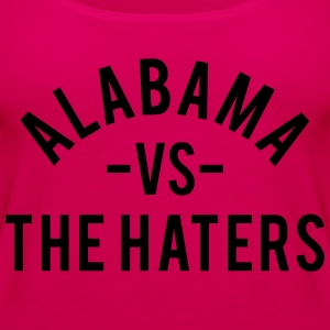 Alabama vs. The Haters T-Shirts - Women's Premium Tank Top
