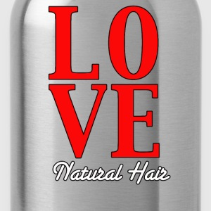LOVE Natural Hair - Water Bottle