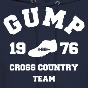 Forest Gump - Cross Country Team - Men's Hoodie