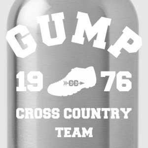 Forest Gump - Cross Country Team - Water Bottle