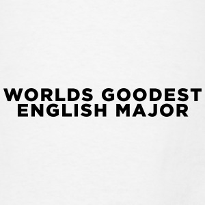 English Major Funny Quote Other - Men's T-Shirt