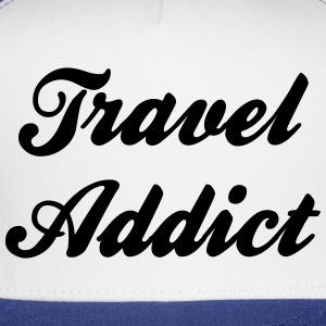 travel addict t-shirt - Trucker Cap
