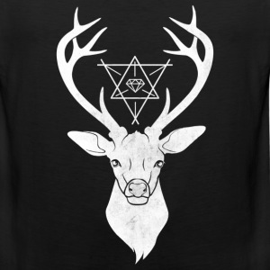 Diamond Deer Women's T-Shirts - Men's Premium Tank