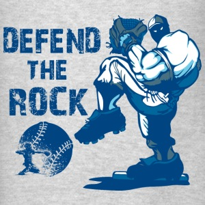 Defend the rock - Men's T-Shirt