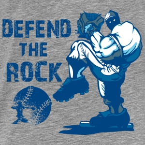 Defend the rock - Men's Premium T-Shirt