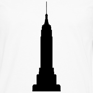 empire state t-shirt - Men's Premium Long Sleeve T-Shirt