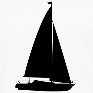 sailboat t-shirt - Men's Premium Long Sleeve T-Shirt