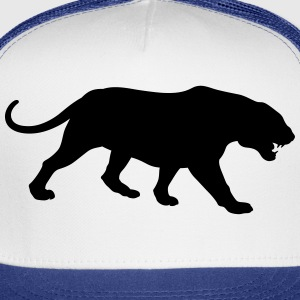 tiger t-shirt - Trucker Cap