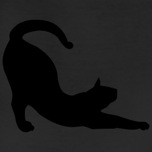 black cat kitten sillhouette 14 t-shirt - Leggings