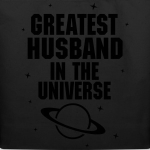 Greatest Husband In The Universe T-Shirts - Eco-Friendly Cotton Tote