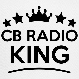 cb radio king stars t-shirt - Trucker Cap
