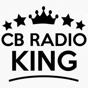 cb radio king stars t-shirt - Men's Premium Long Sleeve T-Shirt