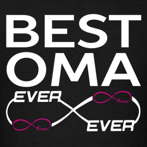 BEST OMA EVER Long Sleeve Shirts - Men's T-Shirt