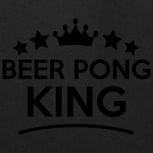 beer pong king stars t-shirt - Eco-Friendly Cotton Tote