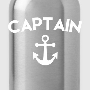 Captain Anchor - Water Bottle