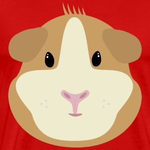 Guinea pig Hoodies - Men's Premium T-Shirt