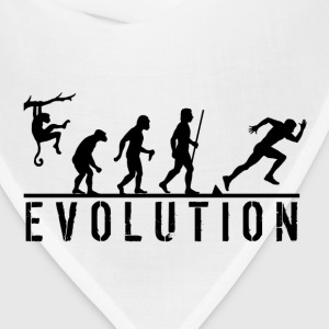 Evolution Sprinting T Shirt - Bandana