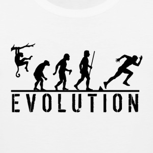 Evolution Sprinting T Shirt - Men's Premium Tank