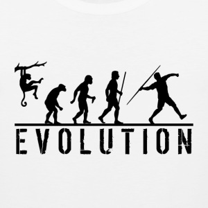 Evolution Man Javelin T Shirt - Men's Premium Tank