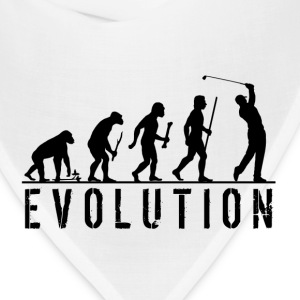 Golf Evolution T Shirt - Bandana