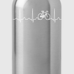 BICYCLE HEARTBEAT - Water Bottle