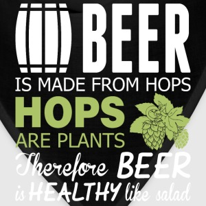 Beer Is Made From Hops Healthy Like Salad - Bandana