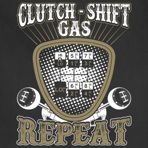 Clutch Shift Gas Repeat Gear Drive Cars - Adjustable Apron