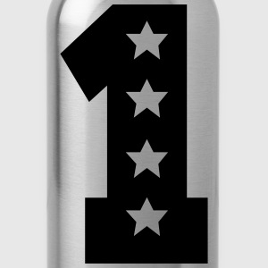 numbers T-Shirts - Water Bottle