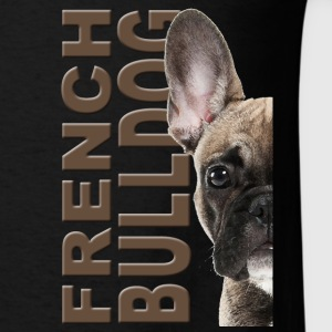 French Bulldog Bags & backpacks - Men's T-Shirt