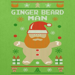 Ginger Beard Man T-Shirts - Tote Bag