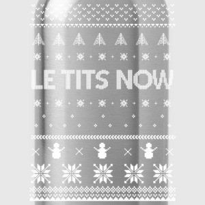 Let it Snow T-Shirts - Water Bottle