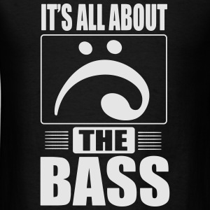 it's all about that bass Tanks - Men's T-Shirt