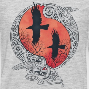 HUGIN&MUNIN - Men's Premium Long Sleeve T-Shirt