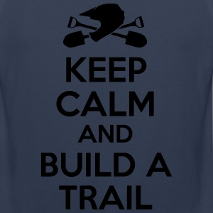 build a trail - Men's Premium Tank