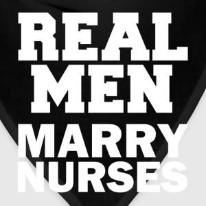 Real Men Marry Nurses - Bandana