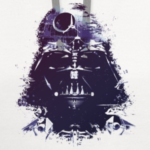 darth vader star wars serigraphy T-Shirts - Contrast Hoodie