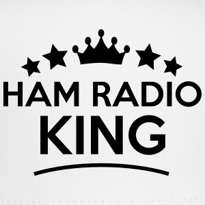 ham radio king stars t-shirt - Trucker Cap