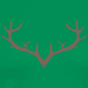 Stag Hoodies - Men's Premium T-Shirt